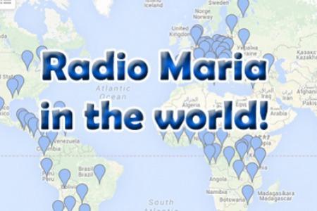 """Координатор Радіо Марія (Латвія): """"Думала, що просто витиратиму на радіо пил і виноситиму сміття..."""""""
