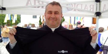 """""""Радіо Марія є частиною мого життя!"""" - отець Вальдемар Павелець"""