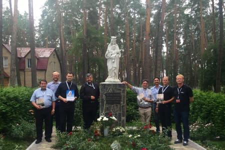 Зустріч європейських директорів Радіо Марія в Україні