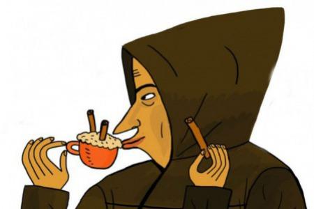 Кава з капуцином. Випуск  1!