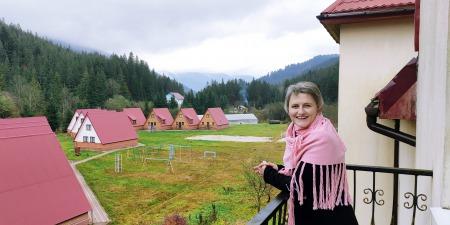 """""""Нам мольфари не страшні!"""" - сестра Каміла Кармалюк про служіння в Карпатах"""