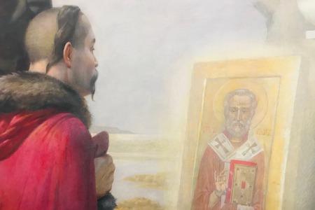 """""""Його мощі і донині щедро виділяють цілюще миро, склад якого вчені дослідити не можуть"""", - отець Михаїл Карнаух"""