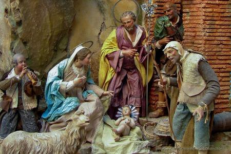 Катехеза о. Олексія Самсонова про Різдвяний вертеп