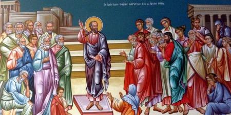 """Хоча Коринт був погряз в гріхах, але саме там Павлові вдається заснувати одну з найбільших спільнот християн 1-го століття"""", - о.Олег Саламон"""