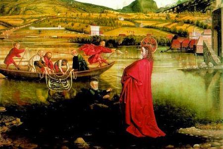 """""""Чому Ісус просить Петра закинути сіті по правому боці?"""" - катехеза о. Олексія Самсонова"""