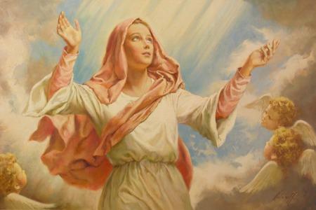 Катехеза про те чому Ісус не залишився на горі Фавор, а Марія була взята на небо