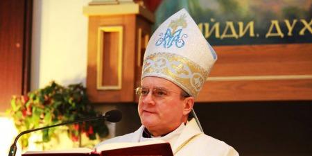 """""""Чаша гріхів переповнена. Господь чекає на навернення!"""" - Єпископ Ян Собіло"""