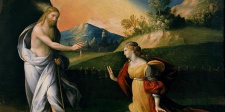 Чому Воскреслий об'явився спочатку Марії Магдалині, а потім апостолам і своїй матері?