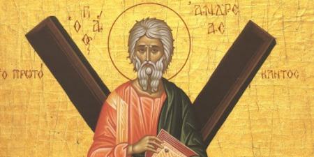 """Святий Андрій став першим послідовником Ісуса Христа, тому й одержав ім'я """"Первозваний"""""""
