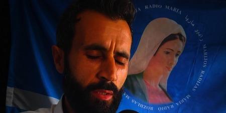 """В ефірі Радіо Марія мовою Ісуса Христа пролунала молитва """"Отче наш"""" за мир у Лівані!"""