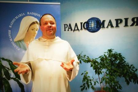 """""""Ісус - це середовище нашого духовного життя!"""" - Отець Сворад Дуда"""