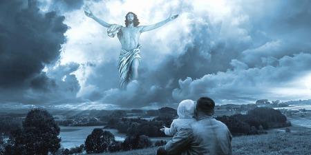 """""""Хто така людина народжена з Неба"""", - коментар Євангелія дня"""