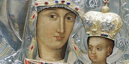 """""""Навіть один з єпископів РПЦ зцілився від цієї ікони і в дар залишив свою панагію"""", - отець Михайло Карнаух"""