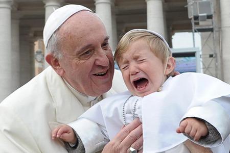 """«Хто прийме одне з таких дитят в моє ім'я, – Мене приймає"""" - коментар Євангелія дня"""