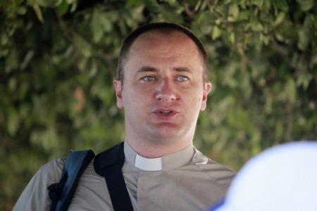 """""""Грішність людини не є перешкодою для того, щоб проповідувати і говорити про святість"""", - отець Микола Мишовський"""