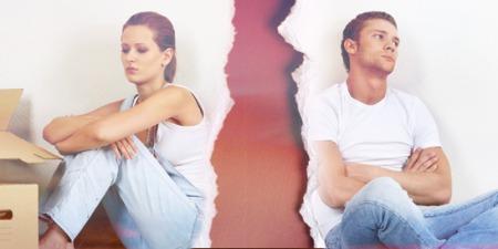 Чому подружжя розлучаються?