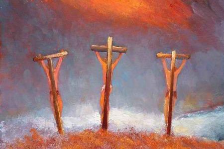 """""""Сісти по правиці й лівиці від Мене, не Моє це давати, а лише кому приготував Мій Отець"""" - коментар Євангелія дня"""
