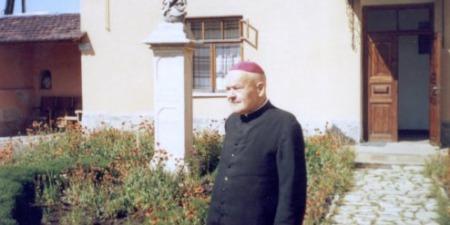 Отець Олександр Халаїм про те, на якій стадії беатифікаційний процес єпископа Яна Ольшанського