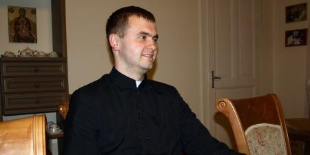 Ціль душпастирства молоді - об'єднувати навколо Христа, - отець Євген Фізор