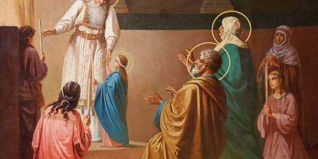 Введення Пресвятої Діви Марії в храм