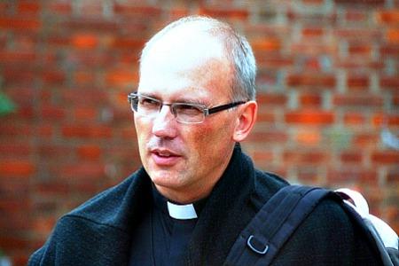 Єпископ-помічник Радослав Змітрович: «Україні більш загрожує ідеологія гендеру, ніж повернення комунізму»