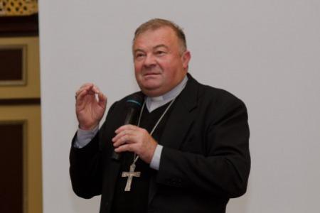 """""""На Сході давня проблема - люди забули дорогу до Церкви"""" - Мар'ян Бучек"""