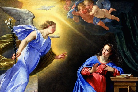 """Отець Ципріан Чоп: """"Не кожна жінка могла б стати Матір'ю Бога"""""""