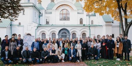 Вперше у Києві відбувся Всеукраїнський форум молодіжних лідерів та душпастирів УГКЦ та РКЦ