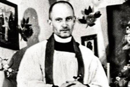 """о.Владислав Буковинський: """"Коли я лежав на тюремному дворі під градом куль, я був на диво спокійний..."""""""