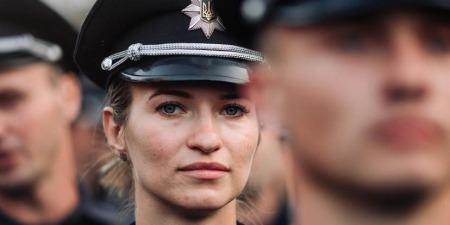 Вперше за 30 років Незалежності України в параді взяв участь Департамент патрульної поліції