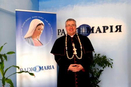 """Архієпископ Петро МАЛЬЧУК: """"Деякі люди думають, що Христос взяв на себе хреста, щоб перепросити нас за ті страждання, які є на землі"""""""