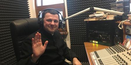 """""""Заповіді є орієнтиром любові Бога"""", - отець Руслан Михалків"""