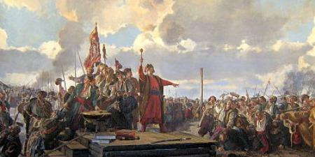 Козацька революція в Україні XVII століття