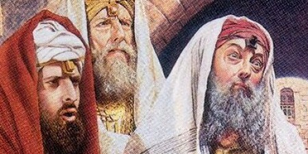 """""""Горе вам, фарисеям"""", - коментар Євангелія дня"""