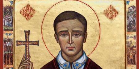 Блаженний мученик Володимир Прийма