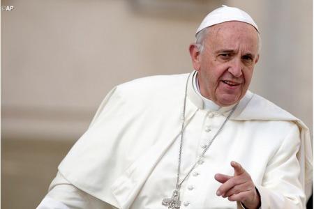 Папа Франциск: як потрапити до Серця Ісуса?