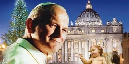Чому святий Йоан Павло ІІ дуже любив Різдво?