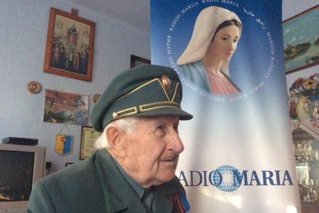 """90-річний воїн УПА Теодор Дячун: """"Байдужість – то великий гріх"""""""