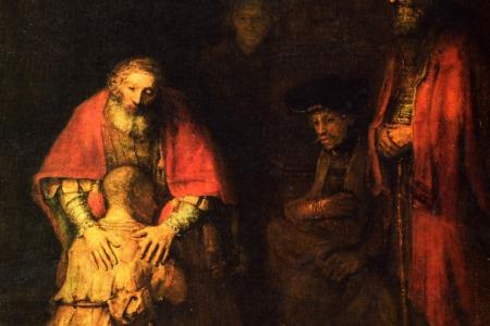 Катехеза о. Олексія Самсонова: Коли в тебе буде бракувати сили, то Отець вийде тобі на зустріч