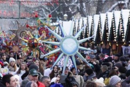 У Львові пройшла традиційна хода звіздарів