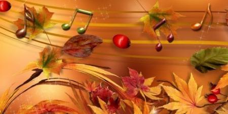 """""""Осінь у звуках"""" - ведуча Ольга Галаненко презентує найкращу """"осінню"""" музику, яку зберіг час."""