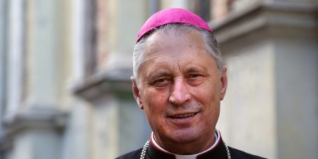 """""""Бог двічі рятував мені життя!"""" - єпископ Броніслав Бернацький"""